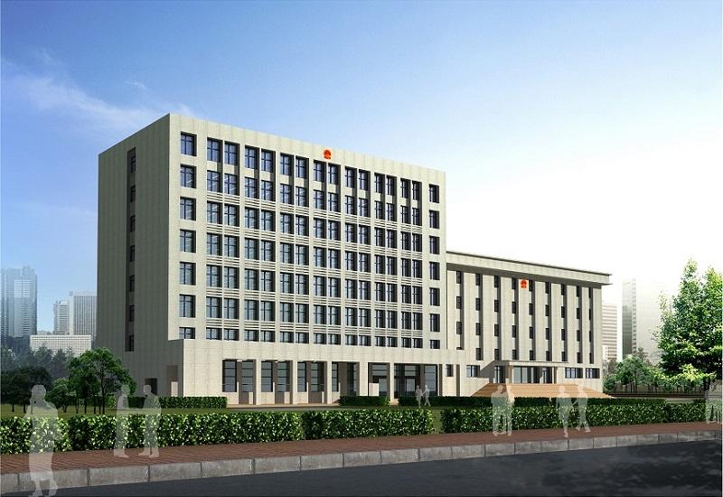 洛阳高新区人民法院(直梯2台)