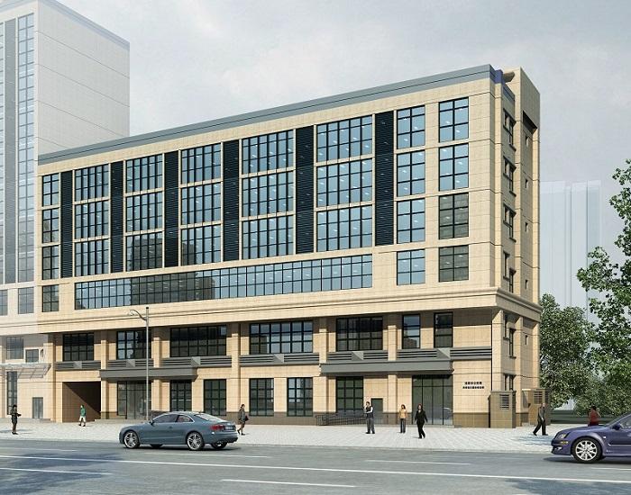 洛阳市公安科技服务综合楼(直梯2台)